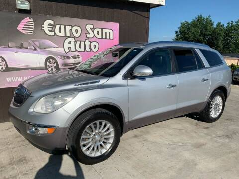 2009 Buick Enclave for sale at Euro Auto in Overland Park KS