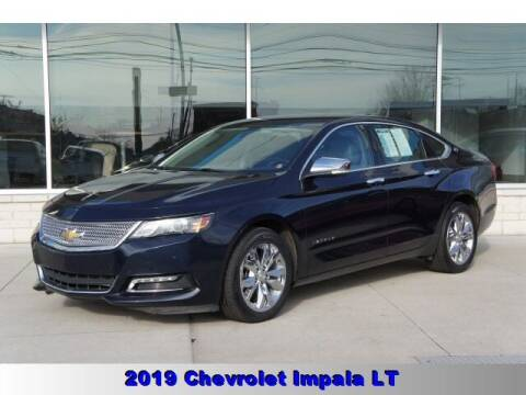 2019 Chevrolet Impala for sale at Cj king of car loans/JJ's Best Auto Sales in Troy MI