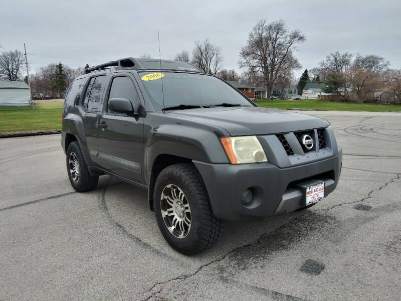 2006 Nissan Xterra for sale at Magana Auto Sales Inc in Aurora IL