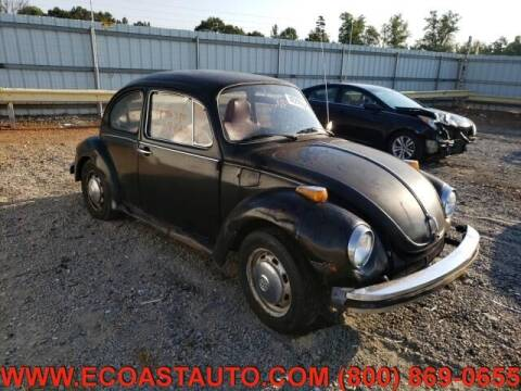 1974 Volkswagen Beetle for sale at East Coast Auto Source Inc. in Bedford VA