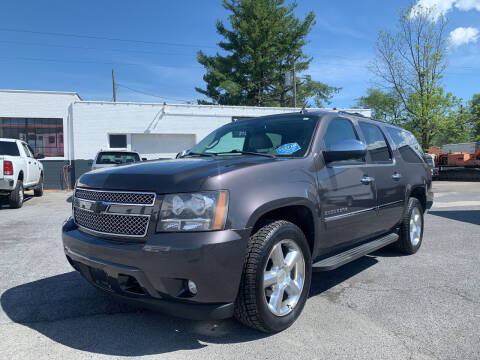 2010 Chevrolet Suburban for sale at Tennessee Auto Sales in Elizabethton TN