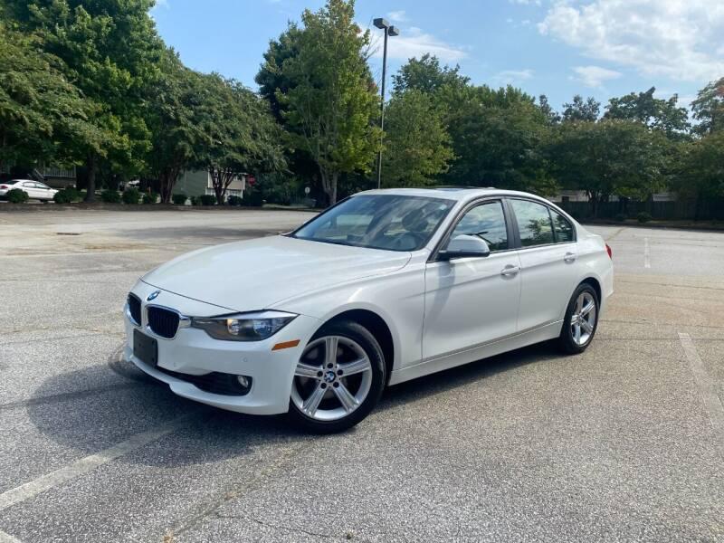 2013 BMW 3 Series for sale at Uniworld Auto Sales LLC. in Greensboro NC