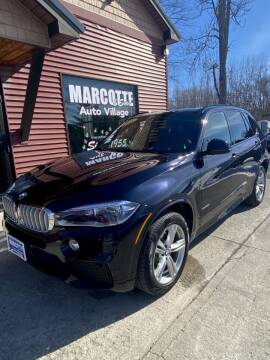 2015 BMW X5 for sale at Marcotte & Sons Auto Village in North Ferrisburgh VT
