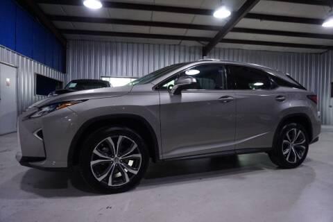 2017 Lexus RX 350 for sale at SOUTHWEST AUTO CENTER INC in Houston TX