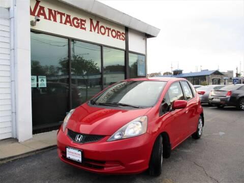 2013 Honda Fit for sale at Vantage Motors LLC in Raytown MO