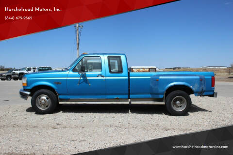 1994 Ford F-350 for sale at Harchelroad Motors, Inc. in Imperial NE