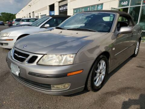 2005 Saab 9-3 for sale at M & M Auto Brokers in Chantilly VA