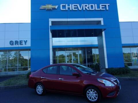 2017 Nissan Versa for sale at Grey Chevrolet, Inc. in Port Orchard WA