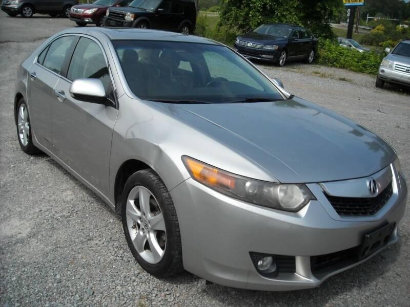 2010 Acura TSX for sale at Euroasian Motors LLC in Richmond VA