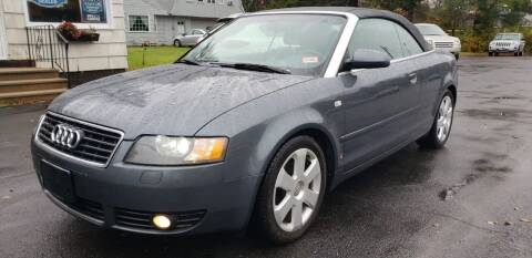 2006 Audi A4 for sale at A-1 Auto in Pepperell MA