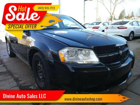 2010 Dodge Avenger for sale at Divine Auto Sales LLC in Omaha NE