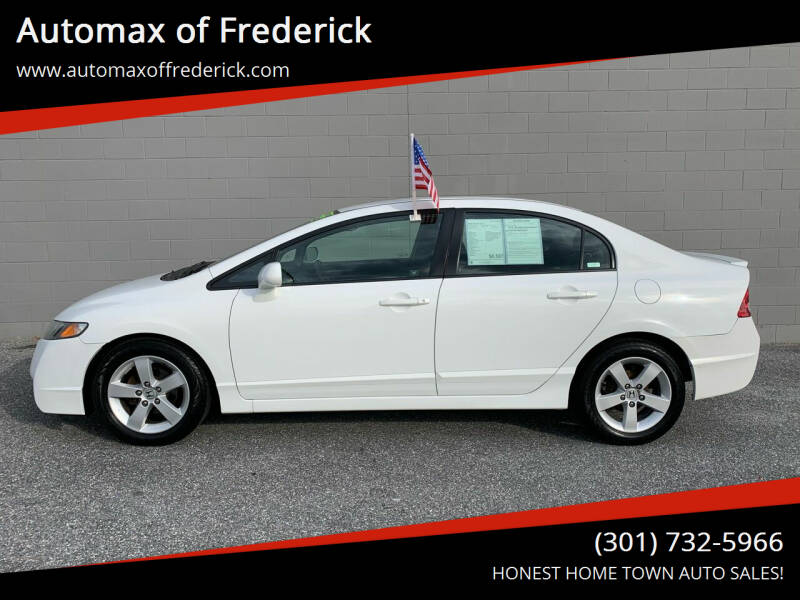 2009 Honda Civic for sale at Automax of Frederick in Frederick MD
