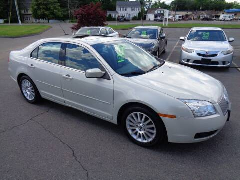 2008 Mercury Milan for sale at BETTER BUYS AUTO INC in East Windsor CT