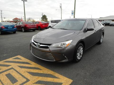 2015 Toyota Camry for sale at Auto America - Monroe in Monroe NC