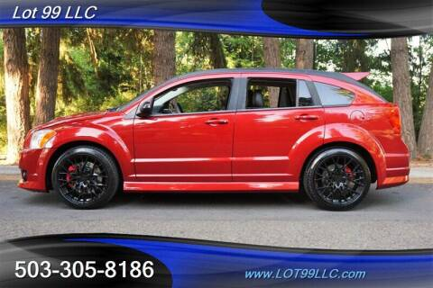 2008 Dodge Caliber for sale at LOT 99 LLC in Milwaukie OR