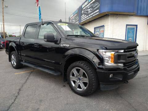2018 Ford F-150 for sale at VIVASTREET AUTO SALES LLC - VivaStreet Auto Sales in Socorro TX
