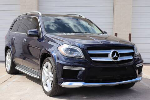 2014 Mercedes-Benz GL-Class for sale at MG Motors in Tucson AZ