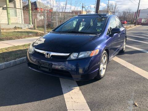2008 Honda Civic for sale at Bluesky Auto in Bound Brook NJ