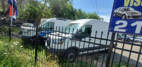 2016 Ford Transit Cargo for sale at C.J. AUTO SALES llc. in San Antonio TX