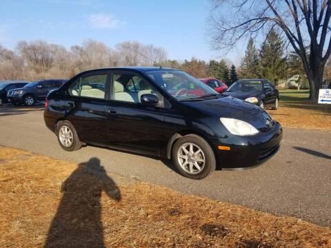 2003 Toyota Prius for sale at Shores Auto in Lakeland Shores MN
