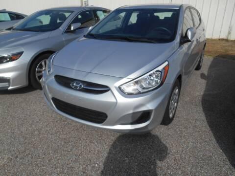 2017 Hyundai Accent for sale at AUTO MART in Montgomery AL