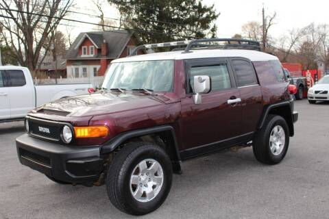 2007 Toyota FJ Cruiser for sale at Crown Motors in Schenectady NY