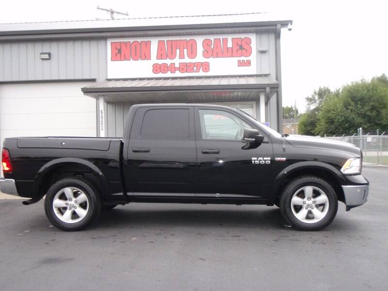 2014 RAM Ram Pickup 1500 for sale at ENON AUTO SALES in Enon OH