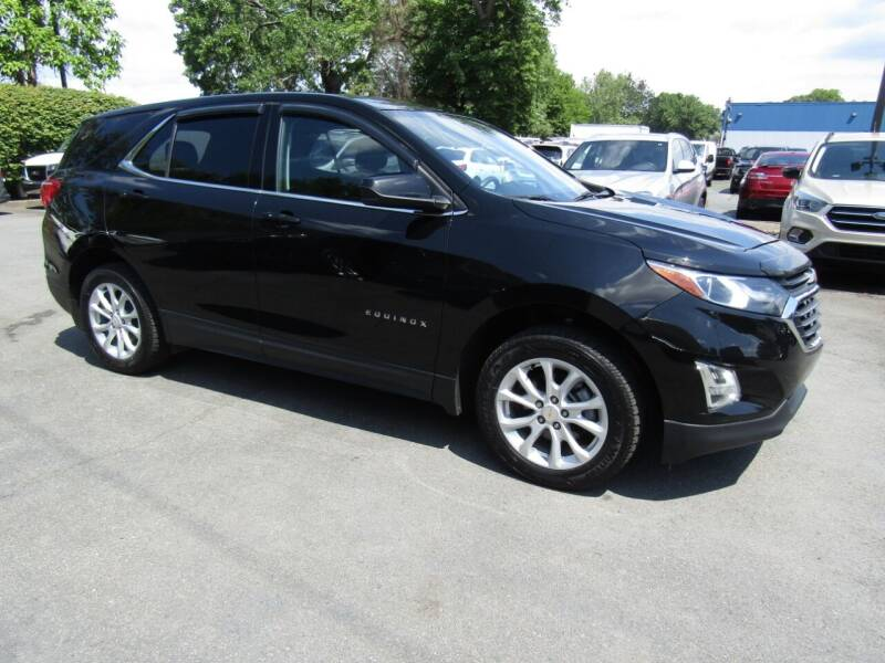 2019 Chevrolet Equinox for sale at 2010 Auto Sales in Troy NY