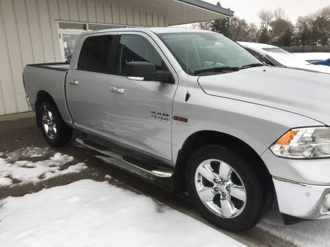 2017 RAM Ram Pickup 1500 for sale at Drive Chevrolet Buick Rugby in Rugby ND