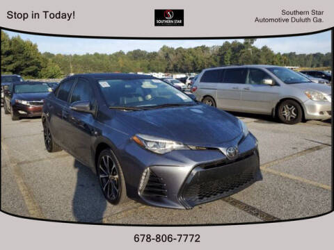 2018 Toyota Corolla for sale at Southern Star Automotive, Inc. in Duluth GA