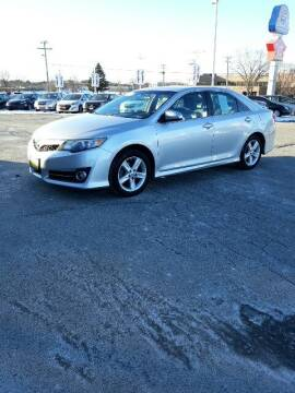 2014 Toyota Camry for sale at Bachrodt on State in Rockford IL