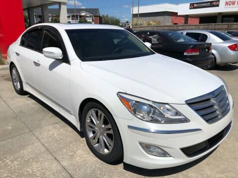 2012 Hyundai Genesis for sale at Thumbs Up Motors in Warner Robins GA