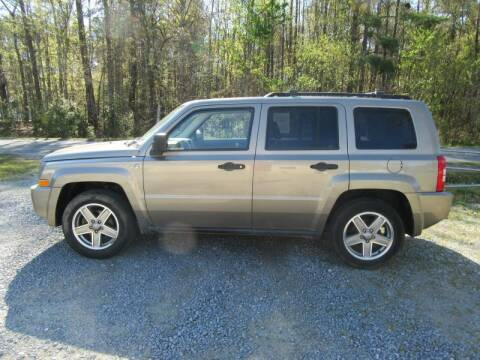 2007 Jeep Patriot for sale at Bullet Motors Charleston Area in Summerville SC
