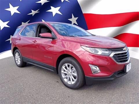 2020 Chevrolet Equinox for sale at Gentilini Motors in Woodbine NJ