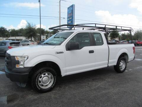 2016 Ford F-150 for sale at Blue Book Cars in Sanford FL