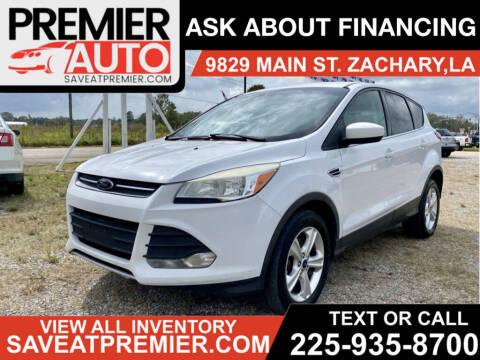 2014 Ford Escape for sale at Premier Auto in Zachary LA