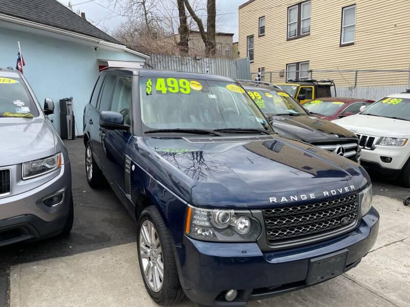 2011 Land Rover Range Rover for sale at Best Cars R Us LLC in Irvington NJ