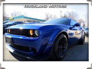 2020 Dodge Challenger for sale at Rockland Automall - Rockland Motors in West Nyack NY