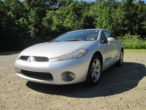 2007 Mitsubishi Eclipse for sale at Peekskill Auto Sales Inc in Peekskill NY