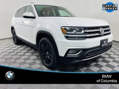 2019 Volkswagen Atlas for sale at Preowned of Columbia in Columbia MO