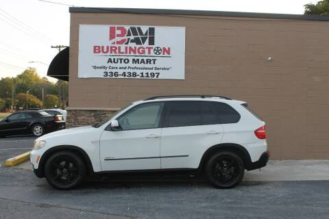 2009 BMW X5 for sale at Burlington Auto Mart in Burlington NC