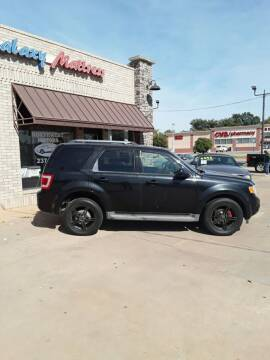 2010 Ford Escape for sale at NORTHWEST MOTORS in Enid OK