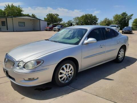 2006 Buick LaCrosse for sale at Yates Brothers Motor Company in Fort Worth TX