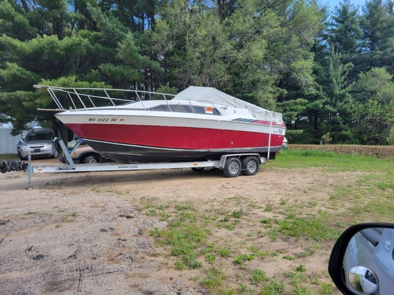 1985 Wellcraft 260 for sale at SCENIC SALES LLC in Arena WI