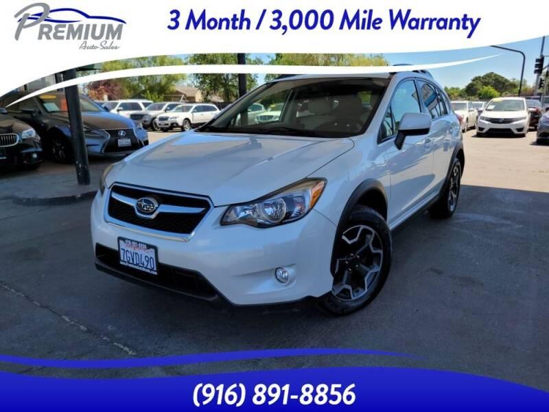 2014 Subaru XV Crosstrek for sale in Sacramento, CA