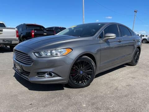 2013 Ford Fusion for sale at Superior Auto Mall of Chenoa in Chenoa IL