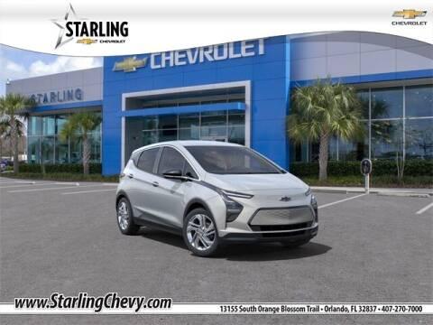 2022 Chevrolet Bolt EV for sale at Pedro @ Starling Chevrolet in Orlando FL