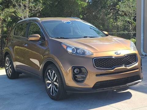2017 Kia Sportage for sale at Jeff's Auto Sales & Service in Port Charlotte FL