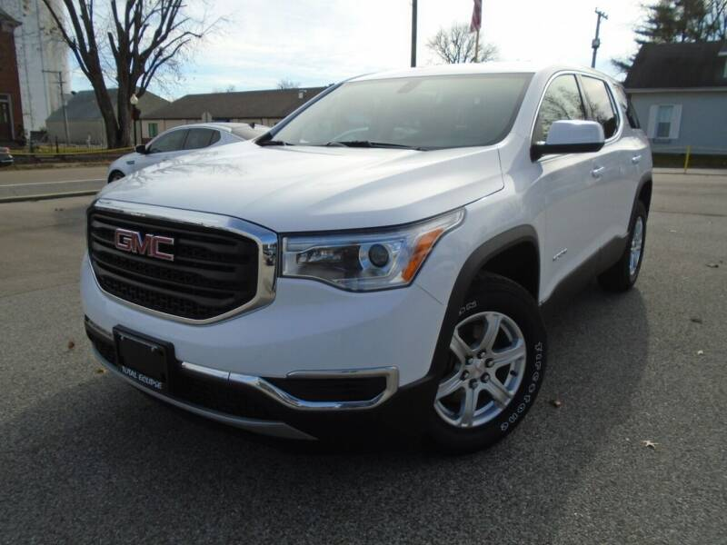 2018 GMC Acadia for sale at Total Eclipse Auto Sales & Service in Red Bud IL