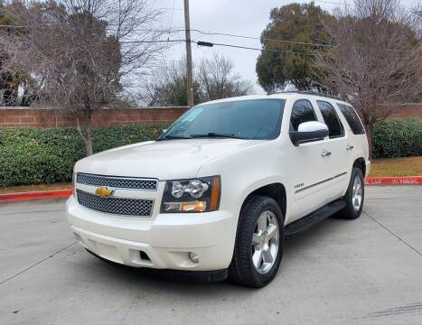 2013 Chevrolet Tahoe for sale at International Auto Sales in Garland TX